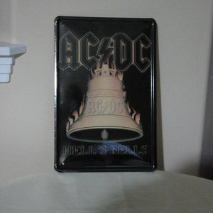 New Signs Hell Bells  ACDC